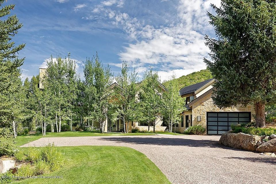 372 Sunnyside Lane, Aspen, CO 81611