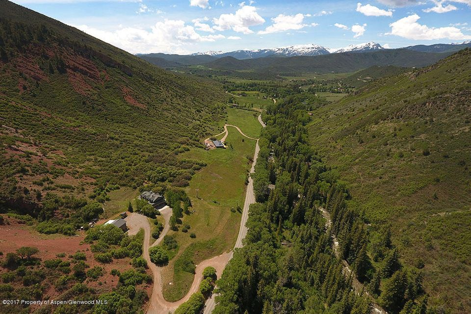 800 Snowmass Creek Road - Old Snowmass, Colorado