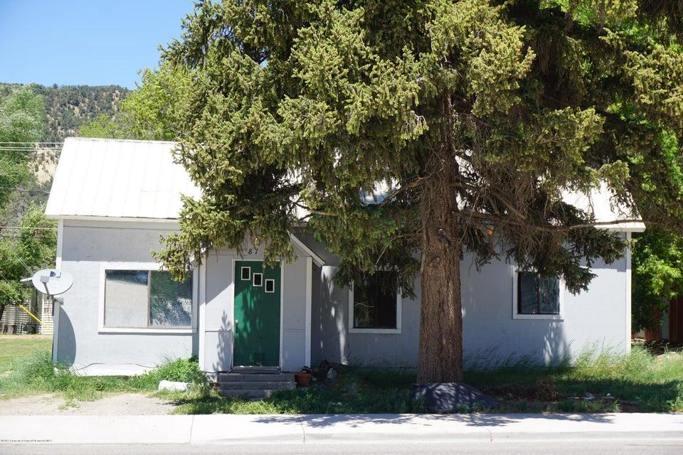 873 Market Street, Meeker, CO 81641