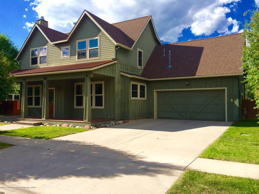 407 Meadow Court, Basalt, CO 81621