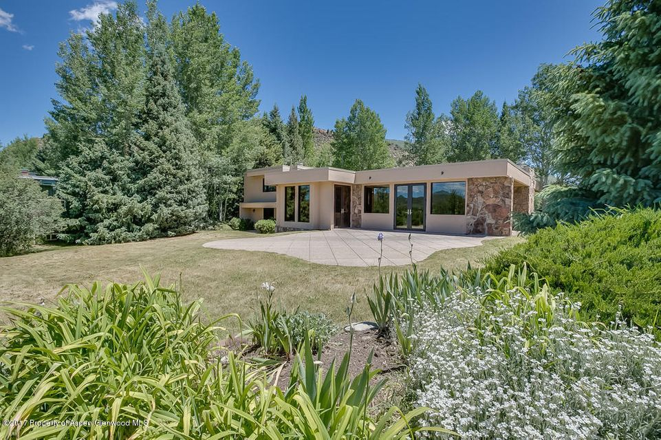 855 Chatfield Road, Aspen, CO 81611