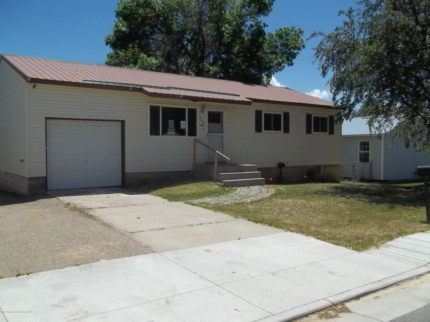 828 W 8th Drive, Craig, CO 81625