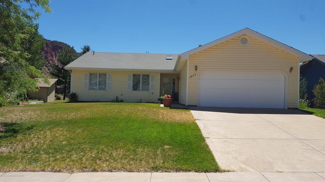 1043 Park West Drive, Glenwood Springs, CO 81601
