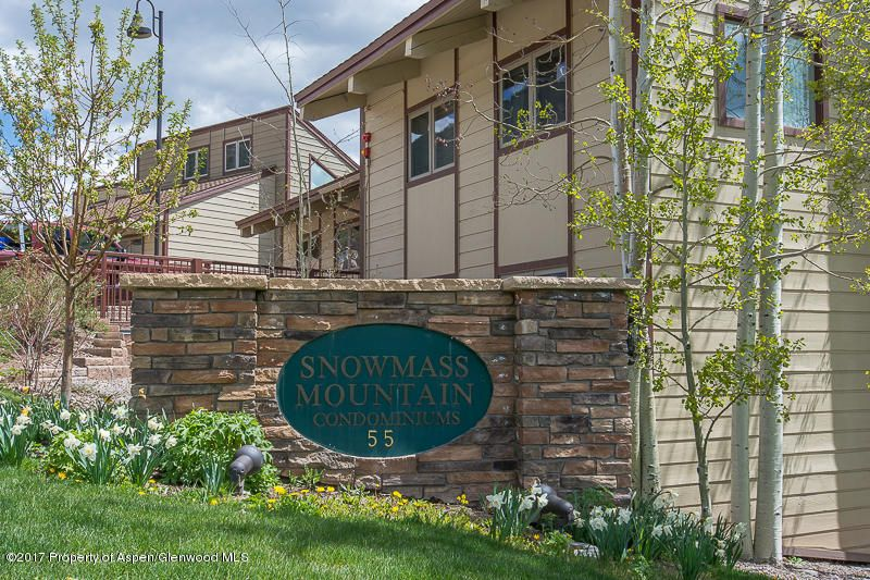 55 Upper Woodbridge #I-5 Snowmass Village, Co 81615 - MLS #: 149829