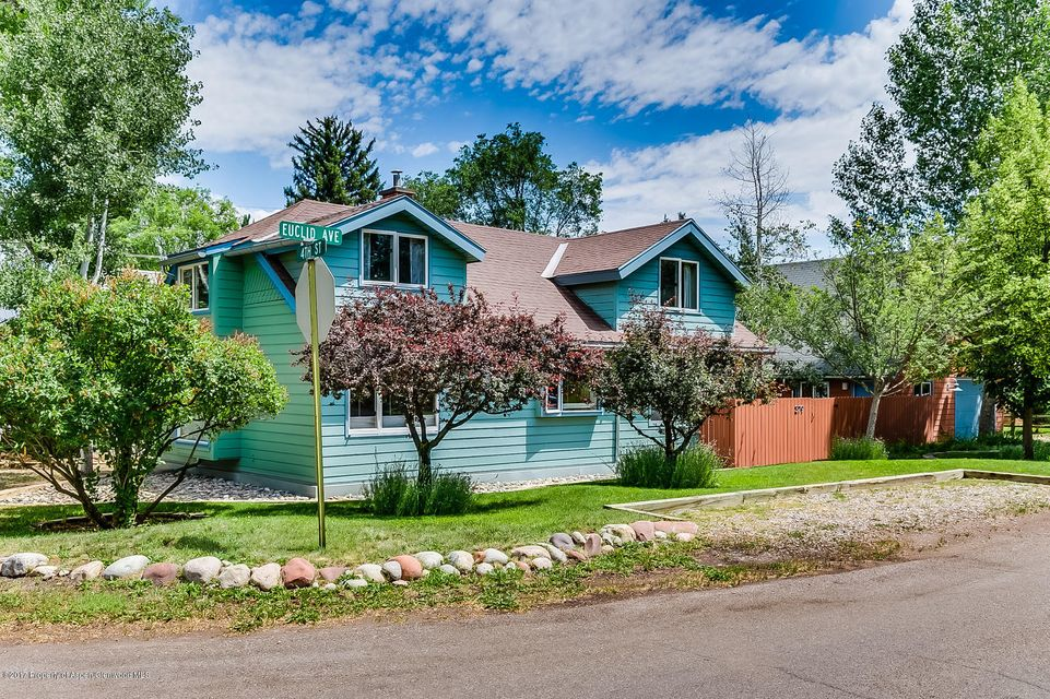 379 Euclid Avenue, Carbondale, CO 81623