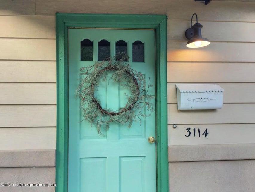 3114 Sopris Avenue Glenwood Springs, Co 81601 - MLS #: 149850