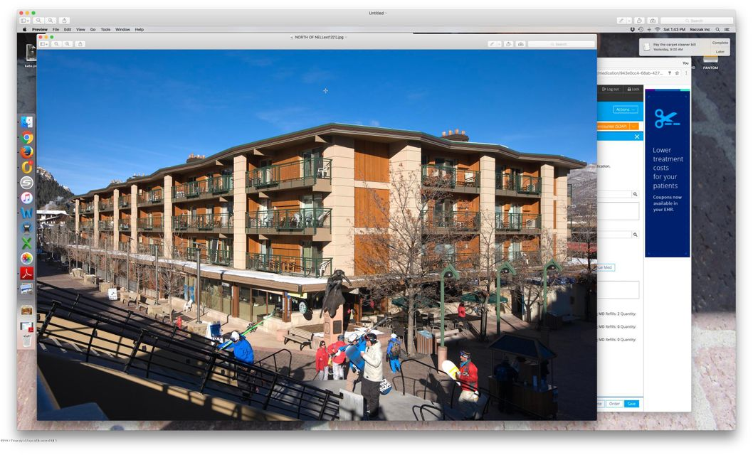 555 E Durant Avenue #3E Aspen, Co 81611 - MLS #: 149869