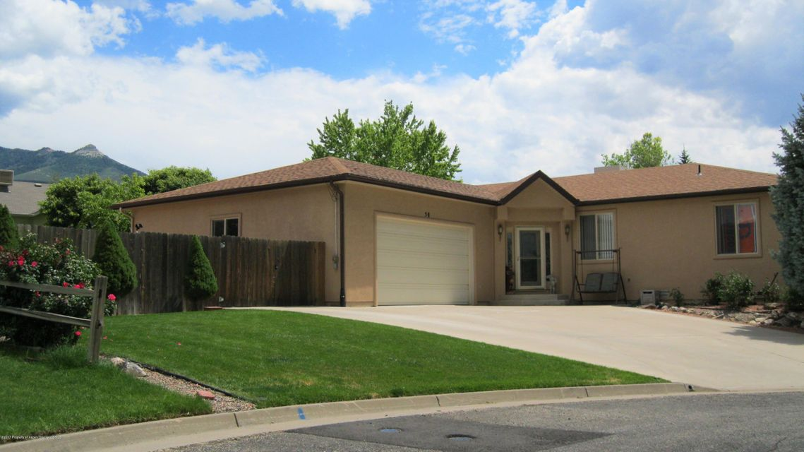 58 Pinyon Place Battlement Mesa, Co 81635 - MLS #: 150230