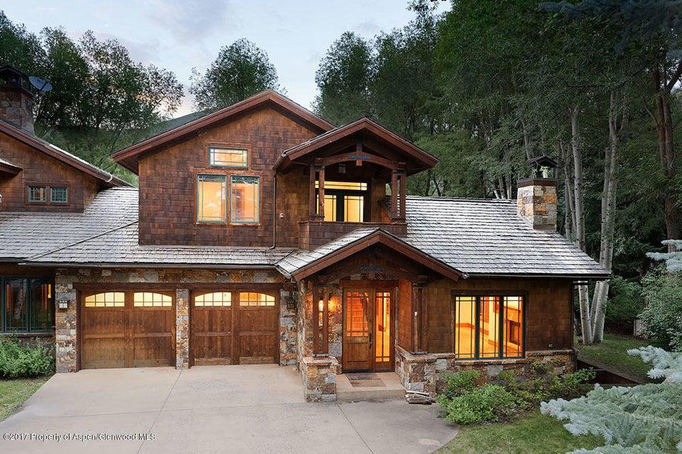 900 Bonita Drive Aspen, Co 81611 - MLS #: 150229