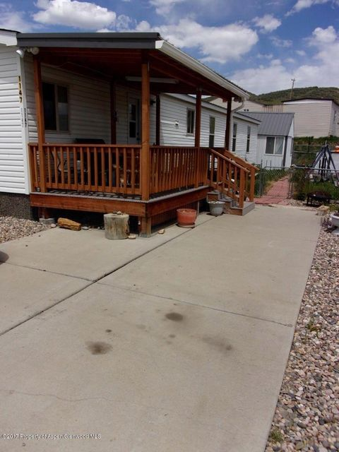 1147 Cottonwood Avenue Craig, Co 81625 - MLS #: 150238