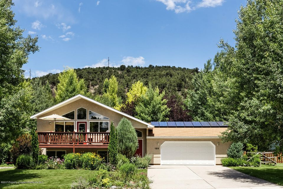 150 Goose Lane ElJebel, Co 81623 - MLS #: 150285
