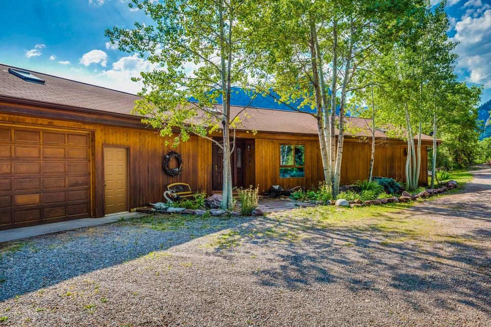 80 Arapahoe Lane Carbondale, Co 81623 - MLS #: 150329