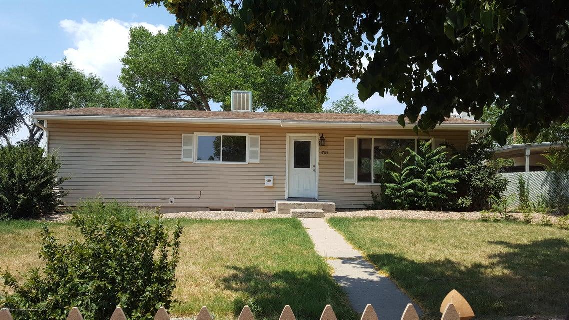 1705 N 21st Street, Grand Junction, CO 81501