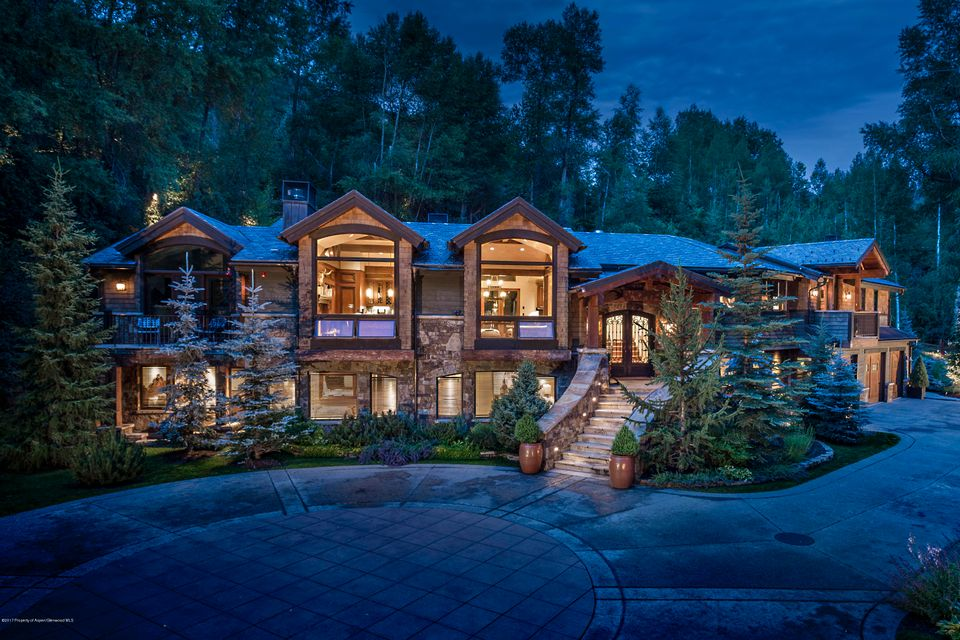 162 Herron Hollow Road, Aspen, CO 81611