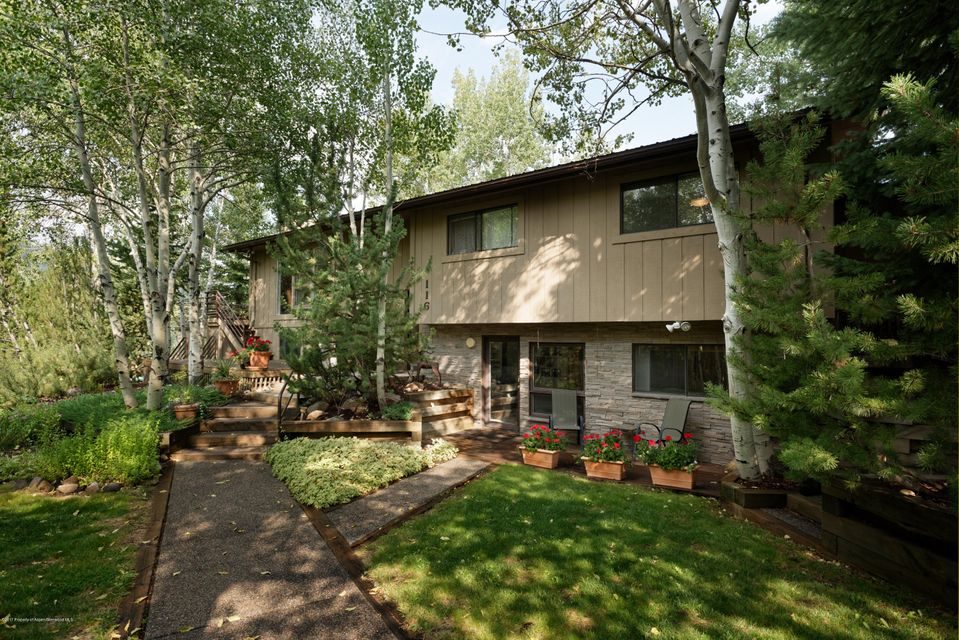 116 W Lupine Drive - East Aspen, Colorado