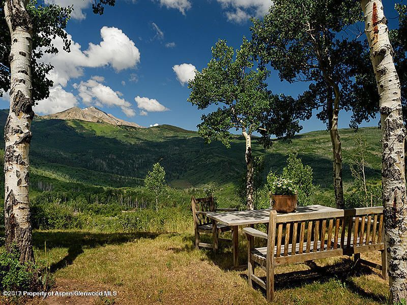 6801 Capitol Creek Road - Old Snowmass, Colorado