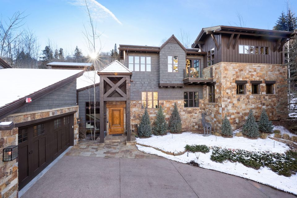 386 Pfister Drive - West Aspen, Colorado
