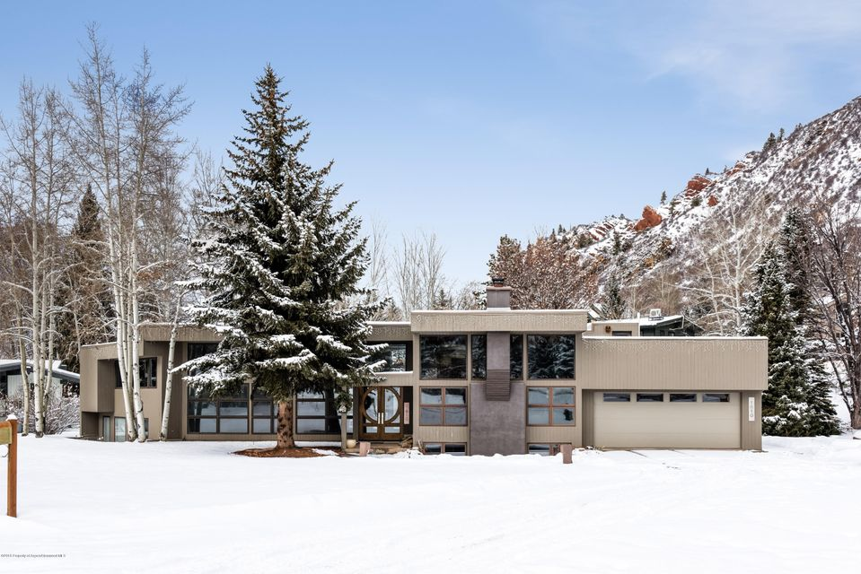 1610 Homestake Drive - West Aspen, Colorado