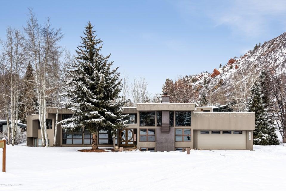 1610 Homestake Drive - Aspen, Colorado