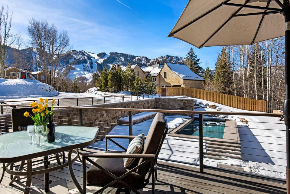 110 Red Mountain - Aspen, Colorado