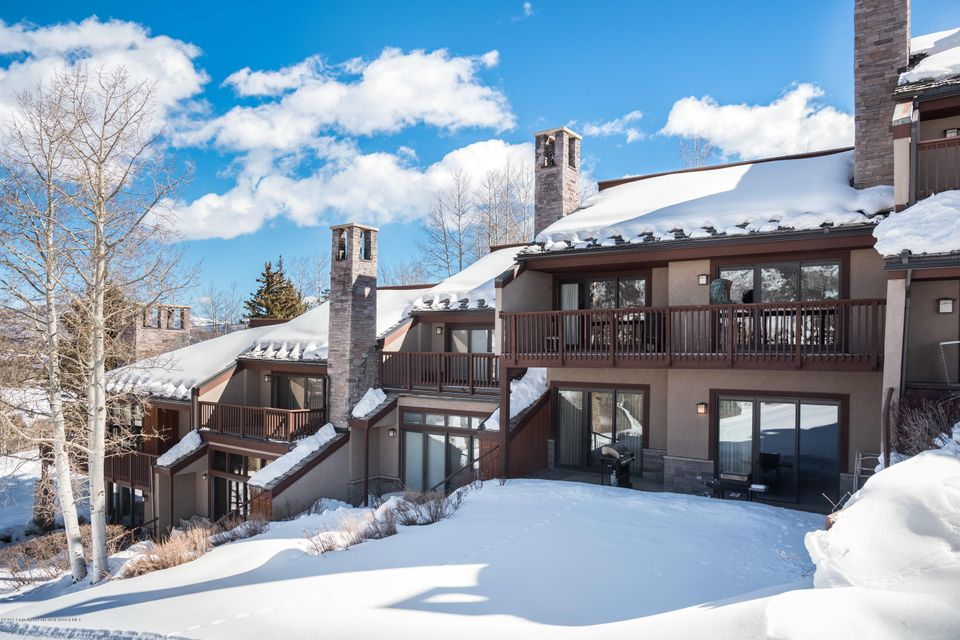 810 Ridge Road, Unit 4 - Snowmass Village, Colorado