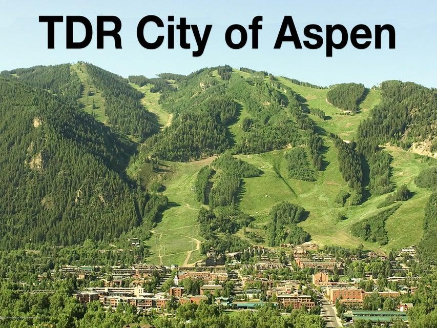 TDR  City of Aspen, Aspen, Colorado