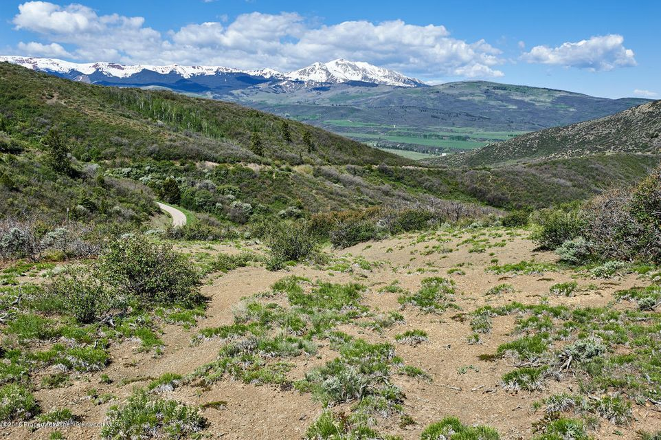 Tbd Monastery Cutoff - Old Snowmass, Colorado
