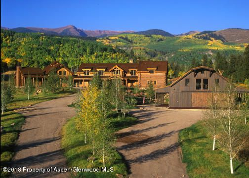 6855 Capitol Creek Road - Old Snowmass, Colorado