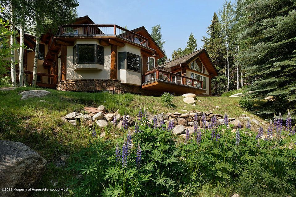 1417 Crystal Lake Road - East Aspen, Colorado