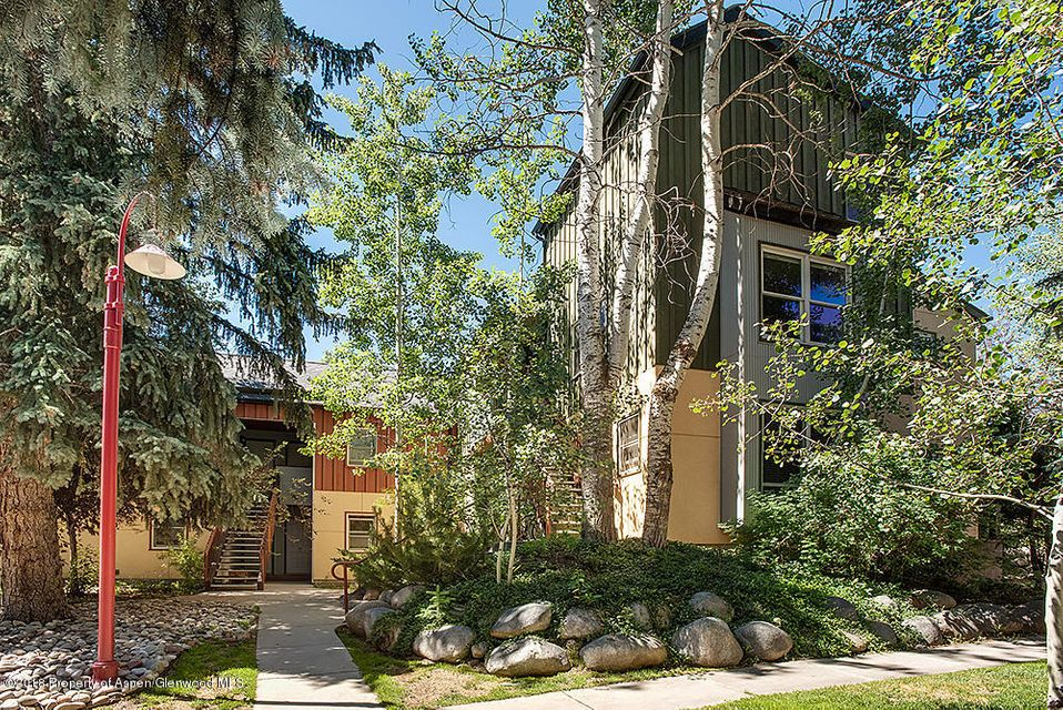 414  Pacific G Avenue, Aspen in Pitkin County, CO 81611 Home for Sale