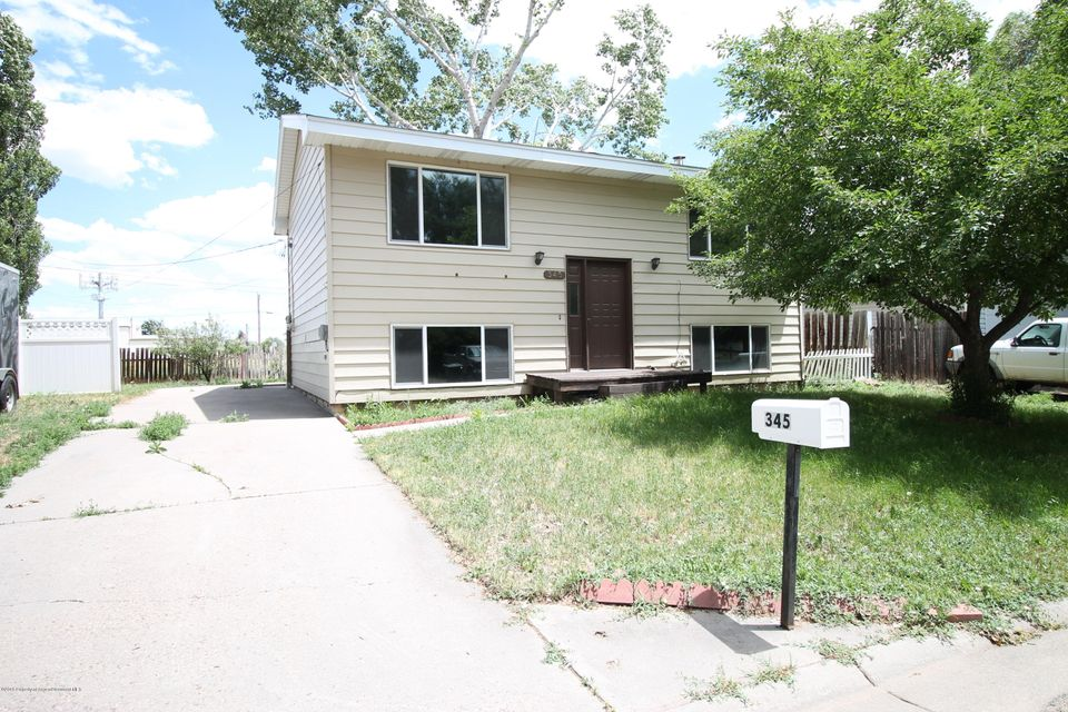 345 Apple Street,Craig,Colorado 81625,3 Bedrooms Bedrooms,2 BathroomsBathrooms,Residential Rentals,Apple,154792