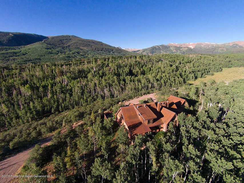 8201 Capitol Creek Road - Old Snowmass, Colorado