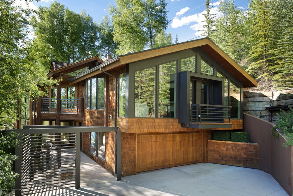 153 Herron Hollow Road - Red Mountain, Colorado