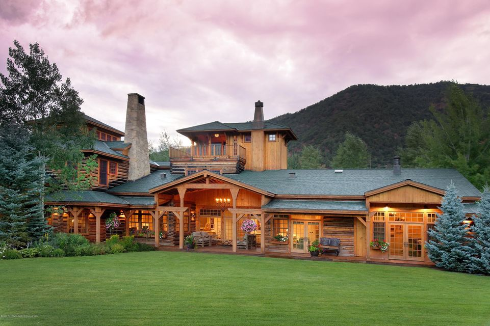 50 E River Ranch Road - Old Snowmass, Colorado