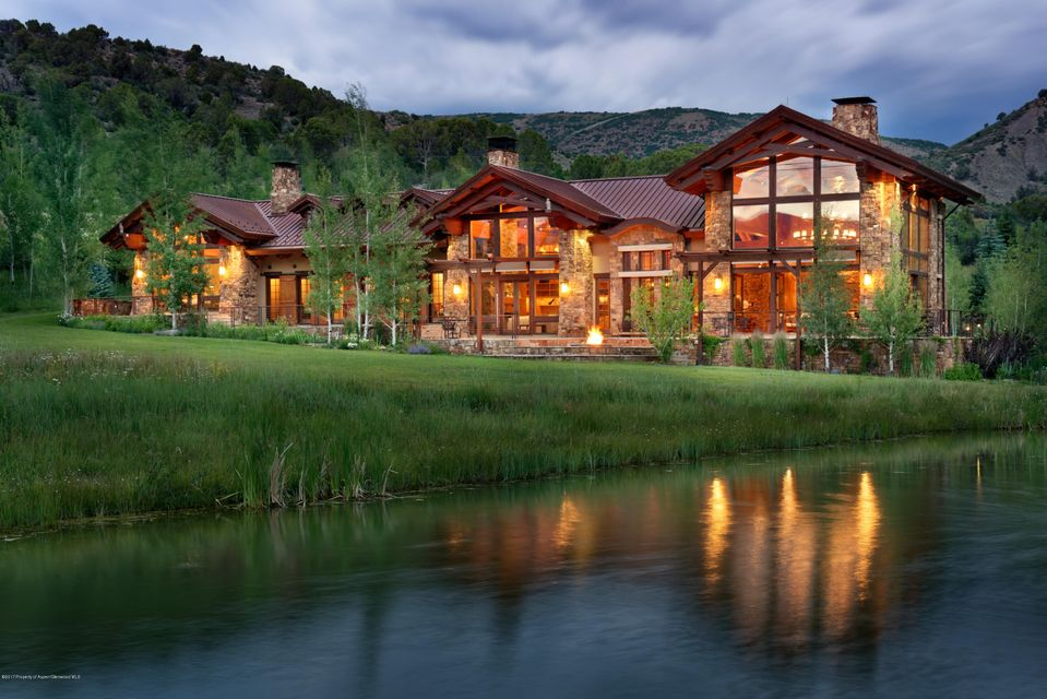 6401 E Sopris Creek Road - Old Snowmass, Colorado