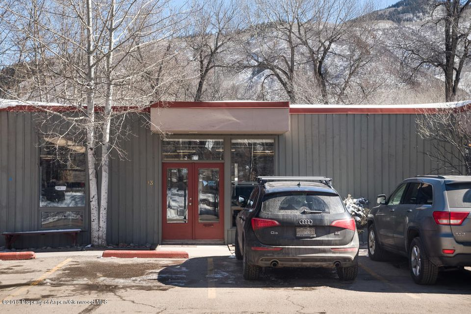 465 Mill Street,Aspen,Colorado 81611,Commercial Leasehold,Mill,155413