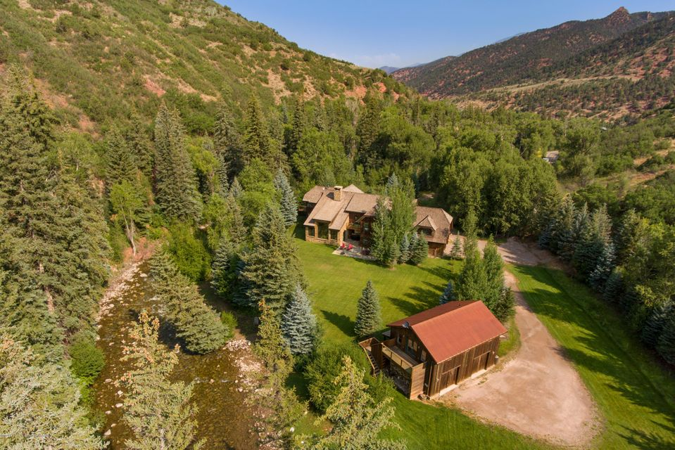 333 Snowmass Creek Road - Old Snowmass, Colorado