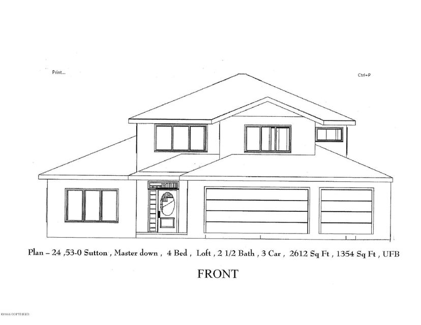 L23 B5 Yellowstone Drive, Eagle River, AK 99577