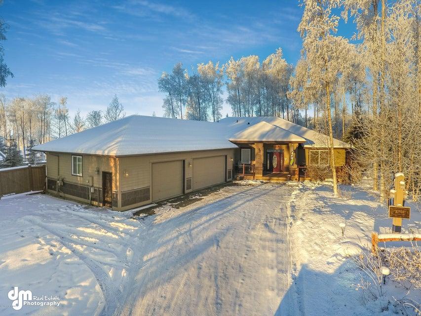 22925 Whispering Birch Drive, Chugiak, AK 99567