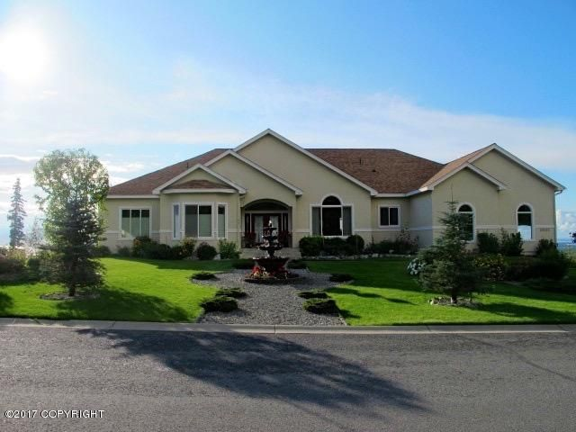 16644 Briarcliff Ridge Circle, Anchorage, AK 99516