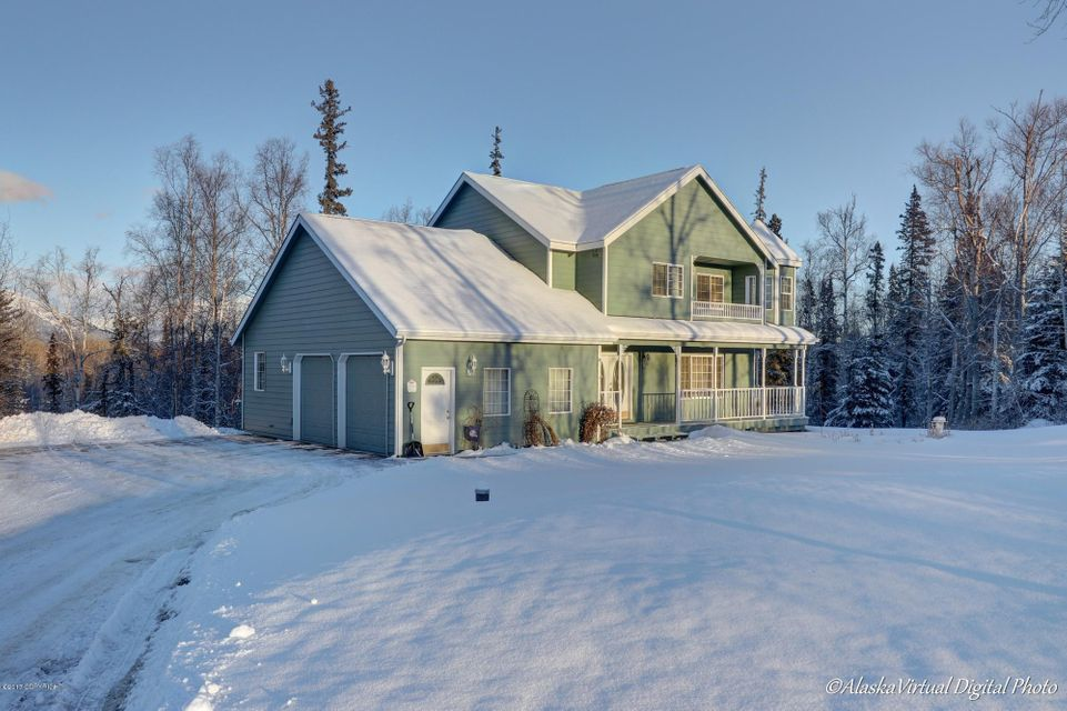 Alaska homes related keywords alaska homes long tail for Home builders in wasilla ak
