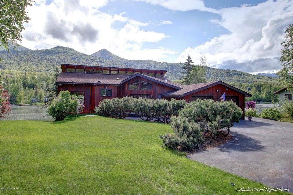 14615 W Lake Ridge Drive, Eagle River, AK 99577