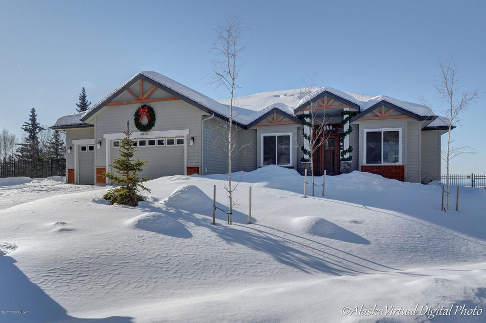 10608 Alethas Mountain Way, Anchorage, AK 99507