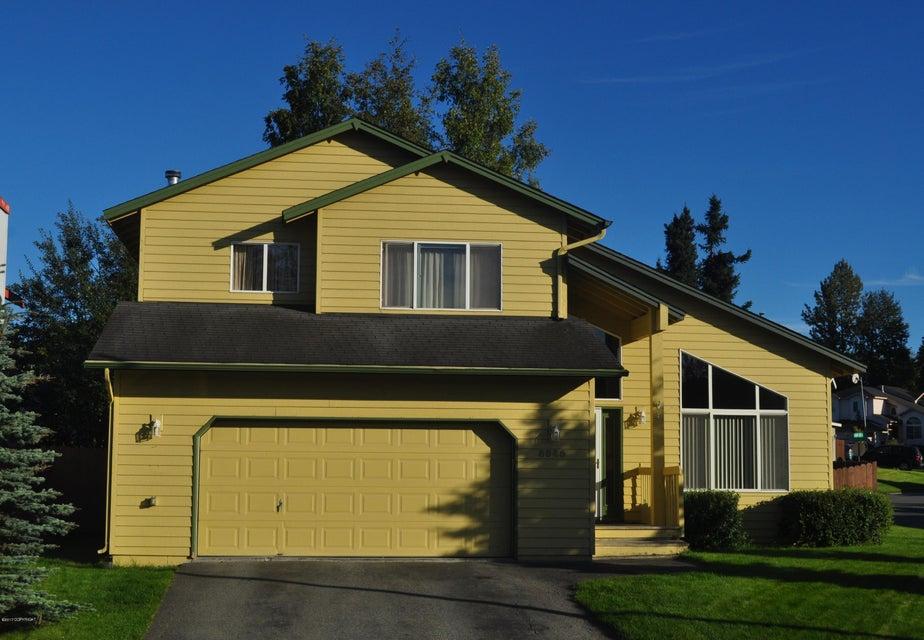 8945 Rocky Cove Drive, Anchorage, AK 99507