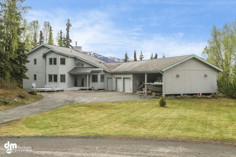 18710 Upper Mc Crary Road, Eagle River, AK 99577