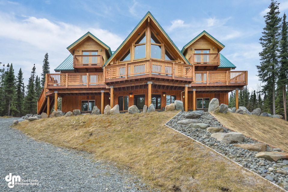 Soldotna homes for sale search results view alaska for Home builders alaska