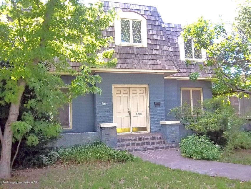 2219 Hayden St, one of homes for sale in Amarillo