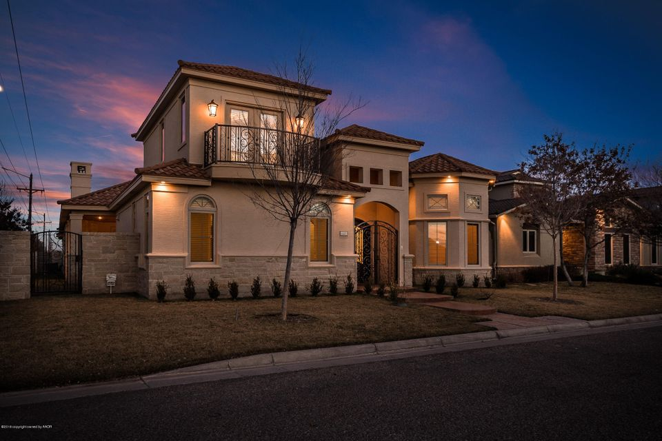 Photo of home for sale at 6001 Tuscany Village, Amarillo TX