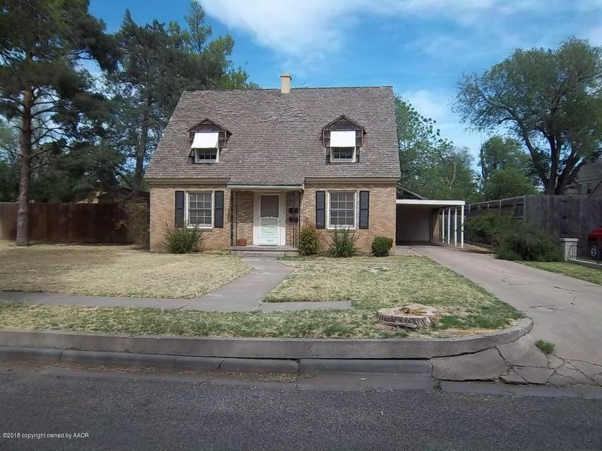 1605 Travis St, Amarillo, Texas