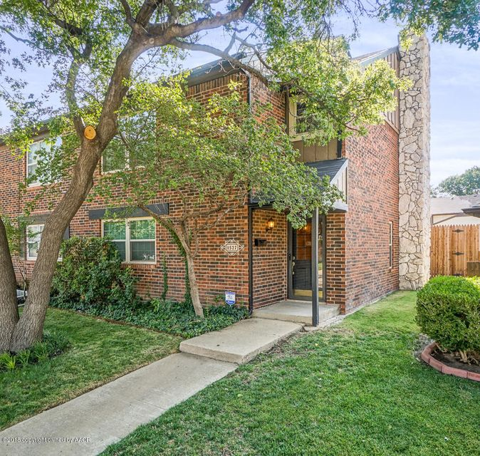One of Amarillo 3 Bedroom Homes for Sale at 1527 S Alabama St